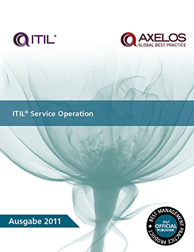 ITIL Service Operation - German Translation: Office of Government Commerce Taschenbuch – 27. März 2013 Great Britain: Cabinet Office The Stationery Office Ltd 0113314035 Informatik