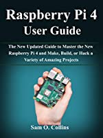 Raspberry Pi 4 User Guide Cover