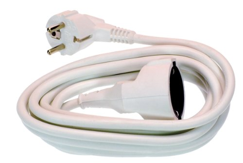 AS – Schwabe 880117 PVC Extension Lead 5 m IP20 Interior use: 230 V/16 A