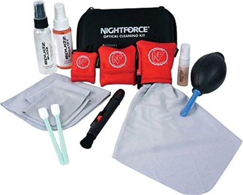 Kit Optic Cleaning Lens (Nightforce Optics Professional Optical Cleaning Kit)