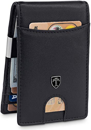 TRAVANDO Money Clip Wallet
