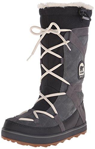 Sorel Glacy Explorer, WoMen Snow Boots Grey (Grill 028)
