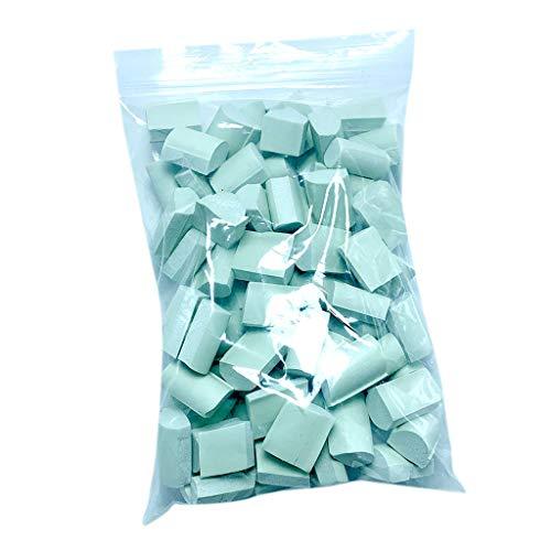 Kanzd Soft Foam Chunks Beads Filler Slime Tool for Slime Making Art DIY Craft (White) -