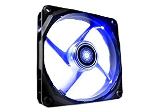 NZXT Technologies RF-FZ120-U1 NZXT FZ-120mm LED Airflow Fan Series Cooling Case Fan - Blue