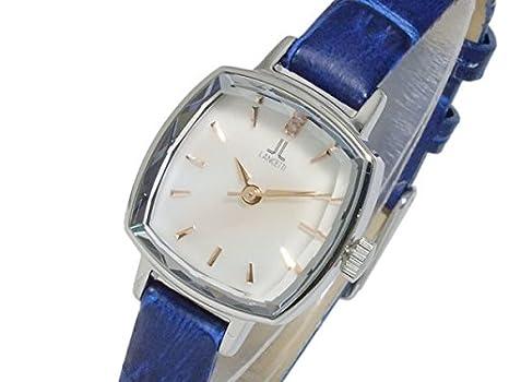 6b7b30d470 Amazon   ランチェッティ LANCETTI クオーツ レディース 腕時計 LT-6208S-WHBL ブルー   レディース腕時計   腕時計  通販