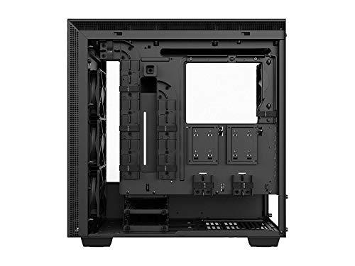 Build My PC, PC Builder, NZXT CA-H700B-B1