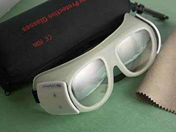 a822d17de6ce Amazon.com  Lead Glasses Goggles for X-ray Radiation Protection ...