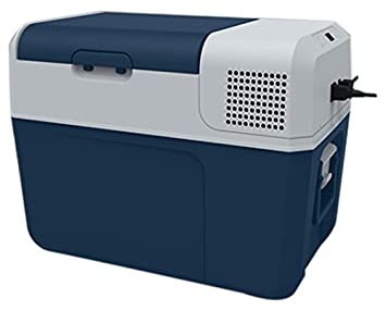 Auto Kühlschrank Mit Akku : Mobicool fr40 elektrische kompressor kühlbox mit 38 liter