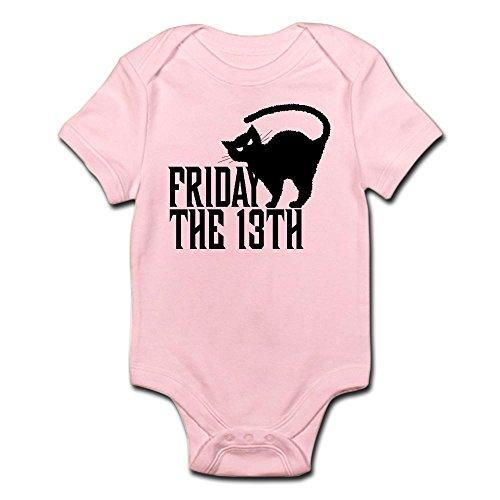 CafePress Friday 13th Infant Bodysuit Cute Infant Bodysuit Baby Romper