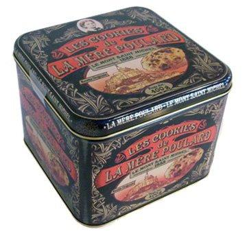 La Mere Poulard Cookies, Chocolate Chip, 0.88 Pound by La Mere Poulard