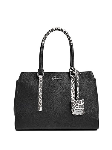 GUESS Factory Women's Out And About Leopard Satchel