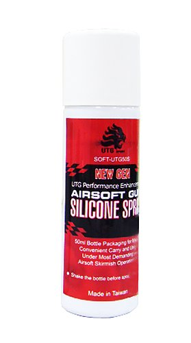 - UTG Airsoft Cleaning Silicone Spray, 50ml
