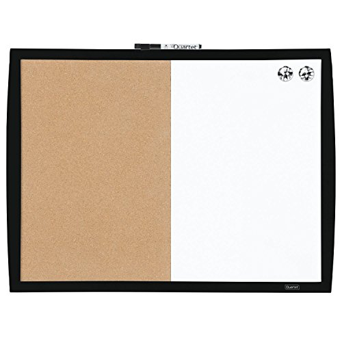 Expert choice for corkboard and dry erase board combo