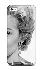 Durable Marilyn Monroe Back Case/cover For Iphone 5c