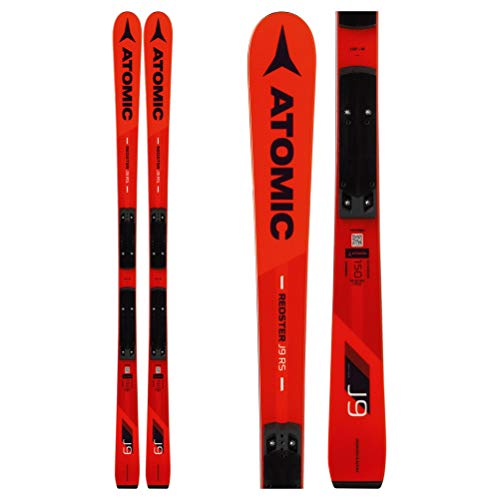 - Atomic Redster J9 RS Junior Race Skis - 160cm