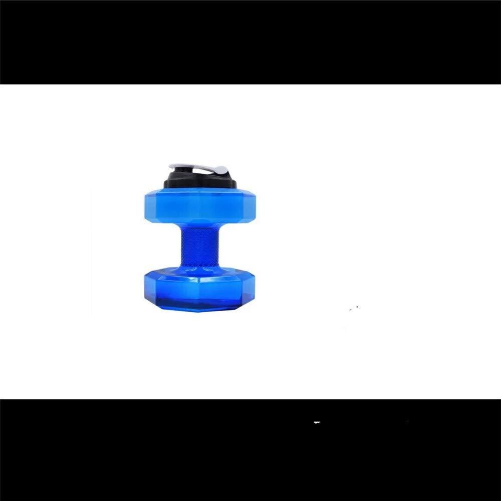 LNLZplastik - Sport - - - Cup, große Hantel wasserkocher, Fitness - Cup, Ein großer Sport - Cup,Blau,JIA 2,2 L B07GZ8V9PP | Schnelle Lieferung  cf7b3c