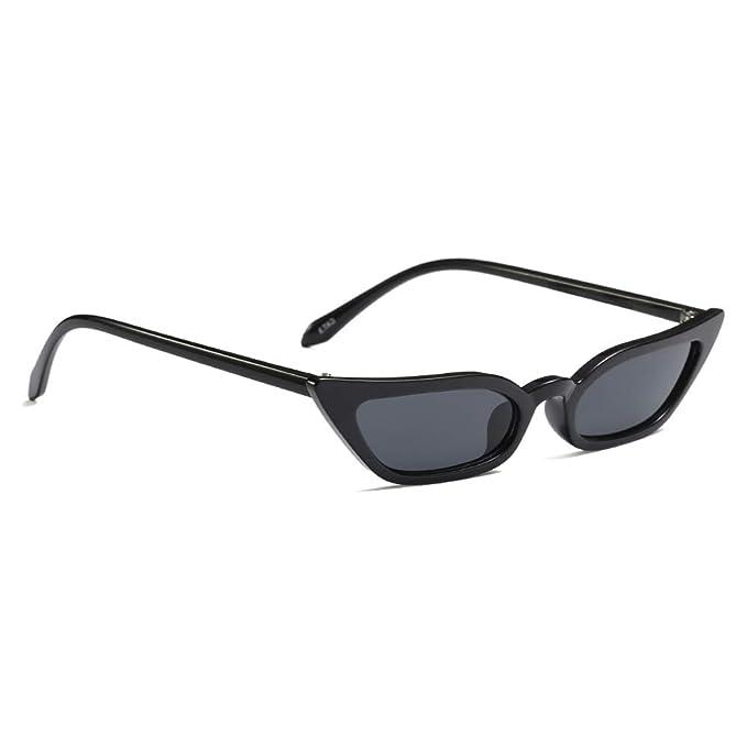 VIENTO Trendy Gafas de Sol (Negro): Amazon.es: Ropa y accesorios