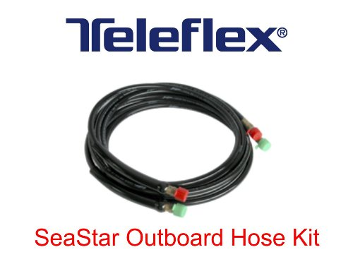 SeaStar HO5114 Standard Outboard Hose Kit, 14 Foot