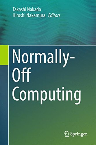 Normally-Off Computing by Springer