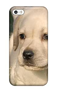 Iphone 5/5s Case, Premium Protective Case With Awesome Look - Labrador Retriever Puppies