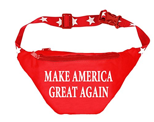 Funny Guy Mugs Make America Great Again Fanny Pack -