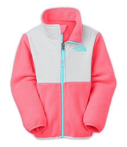 North Face Girls Denali Jacket - 8