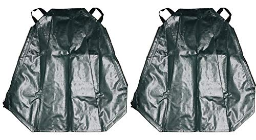 - Highlight 2-Pack 20 Gallon Tree Watering Bag,Made of PE Woven Fabric