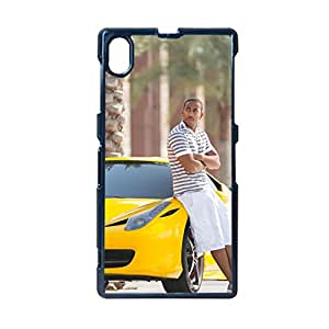Generic For Sony Z1 Printing Fast Furious 7 Cute Back Phone Case For Kid Choose Design 19