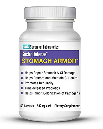 Sovereign Laboratories Gastrodefense Stomach Armor product image