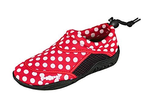 Shoes Adult Bathing B 1 PO Point PE Active PI Aqua Shoes Red xgqzff