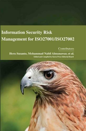 Download Information Security Risk Management for Iso27001/Iso27002 ebook