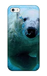 New Arrival Case Specially Design For Iphone 5/5s (polar Bear Plunge)
