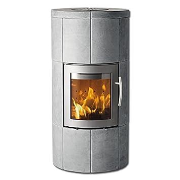 Lotus memoria horno M 6 kW de piedra o en horno de leña para ...