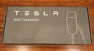 Tesla Motors Wall Connector w/ 24' foot Cable Charging Station