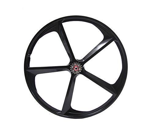 5 Spoke Rear Wheel - 7