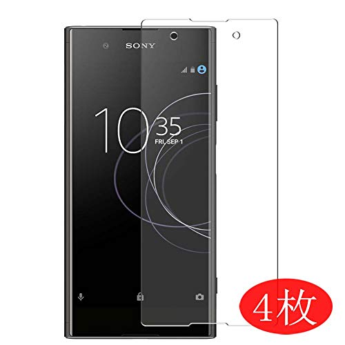 【4 Pack】 Synvy Screen Protector for Sony Xperia XA1 0.14mm TPU Flexible...