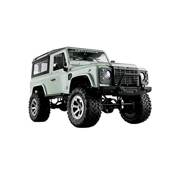 Goolsky FY003A 1/16 Fuoristrada Fuoristrada RC Auto RC Desert Buggy Truck 2.4GHz 4WD Telecomando ad Alta velocit¨¤ RTR… 2 spesavip