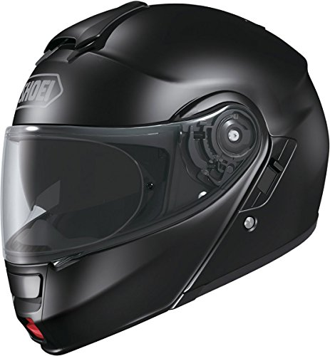 Shoei Neotec Black Modular Helmet - Large