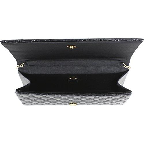 LOVE Moschino Women's Evening Bag Black Handbag by Love Moschino (Image #4)'