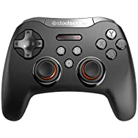 SteelSeries Stratus Bluetooth Mobile Gaming Controller – Android, Windows, VR – 40+ Hour Battery Life – Supports Fortnite Mobile