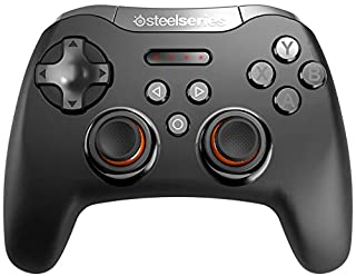 SteelSeries Stratus Bluetooth Mobile Gaming Controller - Android, Windows, VR - 40+ Hour Battery Life - Supports Fortnite Mobile (B015WKY3IM) | Amazon price tracker / tracking, Amazon price history charts, Amazon price watches, Amazon price drop alerts