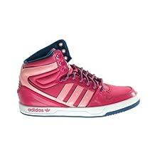 Adidas Originals Court Attitude Big Kids Basketball Shoes Glow Pink/Running White g99920