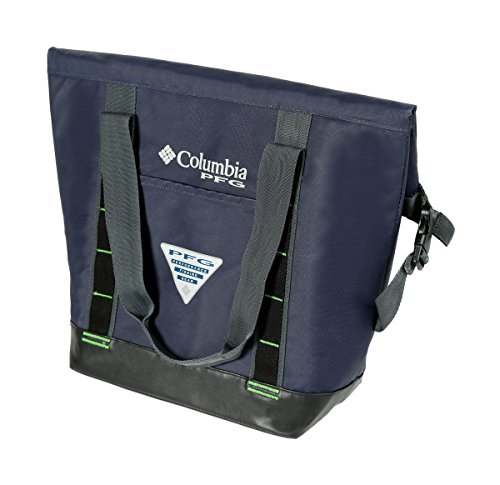 - Columbia PFG 20 Can Permit Convertible Roll-Top Thermal Tote, Collegiate Navy