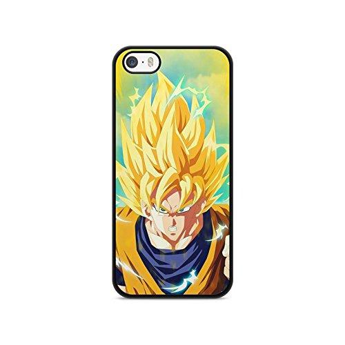Coque Ipod Touch 6 Dragon Ball Z Sangoku Sangohan Super GT Goku Gohan Vegeta Saiyan DBZ hard case Model 47