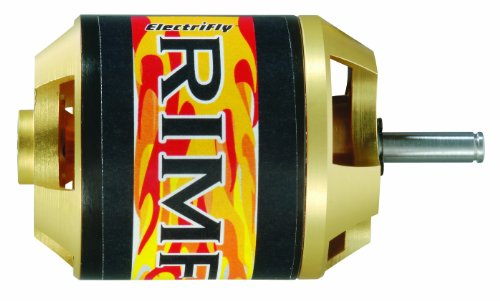 (Great Planes Rimfire .46 42-60-800Kv Brushless Outrunner 14 Pole Electric Rc Motor)