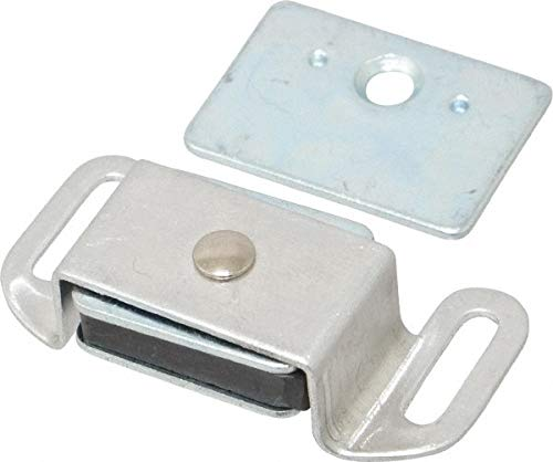 1-7/8'' Long x 5/8'' Wide Aluminum Cased Magnet Catch pack of 100