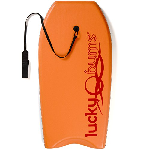 Lucky Bums Bodyboard   Select Your Color and Size
