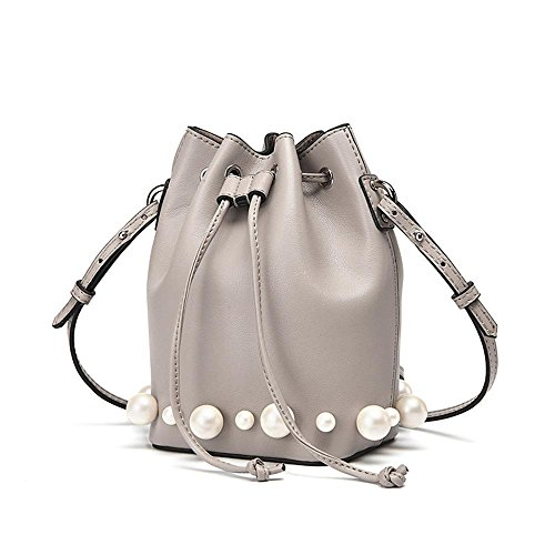 bags single Leather cross stylish oblique A pearl Axiba shoulder Women bag 14gwqxx5