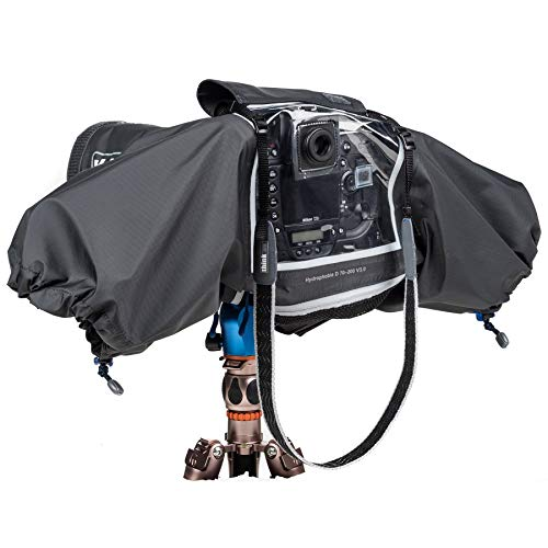 Think Tank Photo Hydrophobia D 70-200 V3 Camera Rain Cover for DSLR Camera with 70-200mm f/2.8 Lens by Think Tank (Image #1)