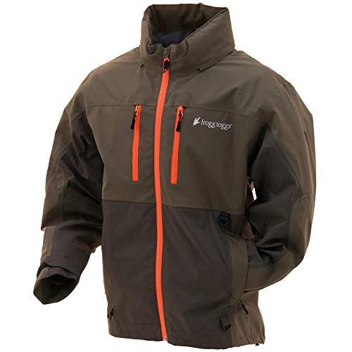 - Frogg Toggs Pilot II Guide Rain Jacket, Stone/Taupe, Size X-Large